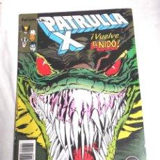 Cómics: LA PATRULLA X Nº 82 VUELVE EL NIDO DE FORUM AÑO 1985. Lote 263223680