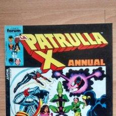 Cómics: LA PATRULLA X FORUM NUMERO 31 VOL 1 - POSIBILIDAD DE ENTREGA EN MANO EN MADRID. Lote 263233110