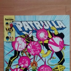 Cómics: LA PATRULLA X FORUM NUMERO 39 VOL 1 - POSIBILIDAD DE ENTREGA EN MANO EN MADRID. Lote 263233475