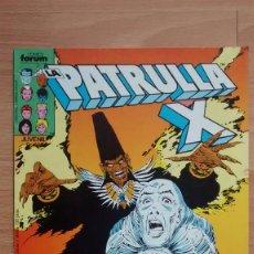 Cómics: LA PATRULLA X FORUM NUMERO 41 VOL 1 - POSIBILIDAD DE ENTREGA EN MANO EN MADRID. Lote 263233575