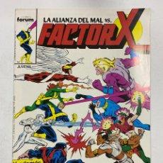 Cómics: LA ALIANZA DEL MAL VS. FACTOR-X. Nº 5.- LA PRESA. COMICS FORUM.. Lote 263241430
