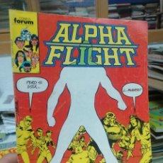 Comics : ALPHA FLIGHT N. 21. Lote 263396330