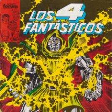 """Cómics: CÓMIC MARVEL """" LOS 4 FANTÁSTICOS """" Nº 95 ED, PLANETA / FORUM.( 1989 ) LODELSCOMICS. Lote 263580860"""