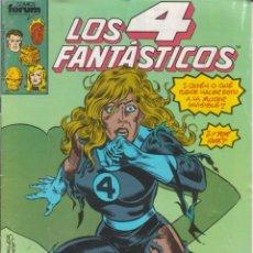 """Cómics: CÓMIC MARVEL """" LOS 4 FANTÁSTICOS """" Nº 97 ED, PLANETA / FORUM.( 1989 ) LODELSCOMICS. Lote 263581470"""