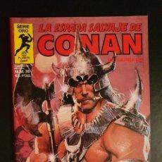 Comics: LA ESPADA SALVAJE DE CONAN EL BARBARO VOL. 1 # 39 (FORUM) - PRIMERA EDICION 1985. Lote 263627955