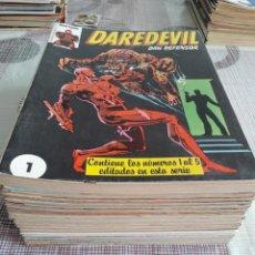 Cómics: DAREDEVIL--DAN DEFENSOR VOL.1 COLECCION COMPLETA 40 COMICS AÑO 1983. Lote 263763810