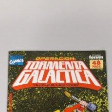 Cómics: OPERACION TORMENTA GALACTICA Nº 4 FORUM. Lote 263812005