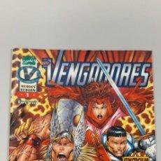 Cómics: HEROES REBORN LOS VENGADORES Nº 1 FORUM. Lote 263812095