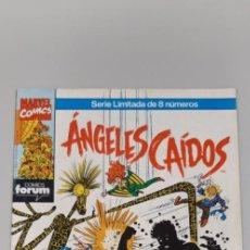 Cómics: ANGELES CAIDOS Nº 5 FORUM. Lote 263812220