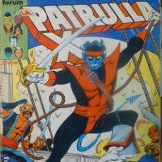 Cómics: COMIC PATRULLA X DEL 47 AL 51. Lote 263975085