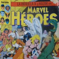 Cómics: COMIC LA PATRULLA X Y KAZAR Nº 34. Lote 264021135