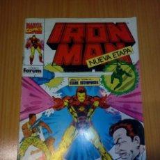 Cómics: IRON MAN FORUM VOL II Nº 1. Lote 264081855