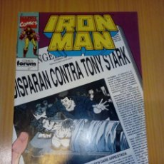 Cómics: IRON MAN FORUM VOL II Nº 9 BUEN ESTADO. Lote 264082090