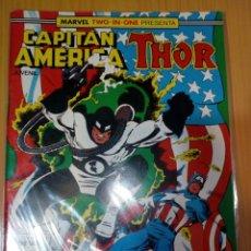 Cómics: CAPITAN AMERICA Y THOR FORUM VOL I Nº 54 MUY BUEN ESTADO. Lote 264086000