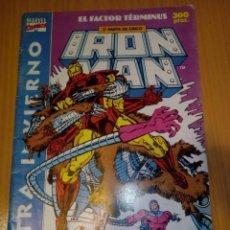 Cómics: IRON MAN FORUM VOL II EXTRA DE INVIERNO 1991 MUY BUEN ESTADO. Lote 264086500