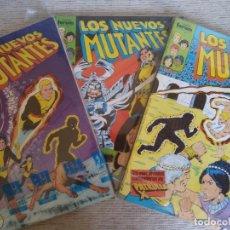 Cómics: LOS NUEVOS MUTANTES. VOL 1. Nº 1 AL 65. COMPLETA + 2 EXTRAS.. Lote 264168016