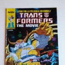 Cómics: TRANSFORMERS NUM 50. ED FÓRUM. Lote 264264120