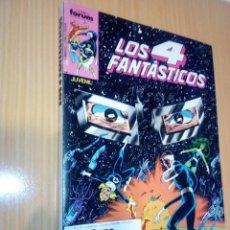 Cómics: LOS 4 FANTASTICOS FORUM RETAPADO NºS 51 52 53 54 55 MUY BUEN ESTADO. Lote 264278912