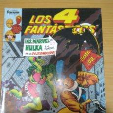 Cómics: LOS 4 FANTASTICOS FORUM Nº 90 VOLUMEN 1 MUY BUEN ESTADO. Lote 264281536