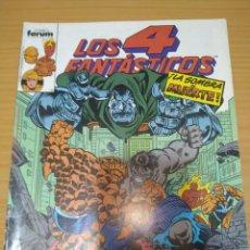 Cómics: LOS 4 FANTASTICOS FORUM Nº 89 VOLUMEN 1 MUY BUEN ESTADO. Lote 264281552