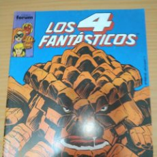 Cómics: LOS 4 FANTASTICOS FORUM Nº 80 VOLUMEN 1 MUY BUEN ESTADO. Lote 264281724