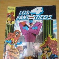 Cómics: LOS 4 FANTASTICOS FORUM Nº 79 VOLUMEN 1 BUEN ESTADO. Lote 264281740