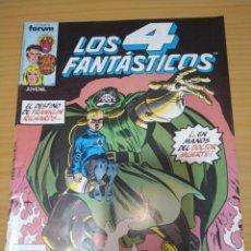 Cómics: LOS 4 FANTASTICOS FORUM Nº 77 VOLUMEN 1 MUY BUEN ESTADO. Lote 264281752