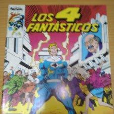 Cómics: LOS 4 FANTASTICOS FORUM Nº 72 VOLUMEN 1 MUY BUEN ESTADO. Lote 264281812