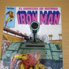 Comics: IRON MAN RETAPADO NºS 11 12 13 14 15 FORUM VOLUMEN 1. Lote 264282144