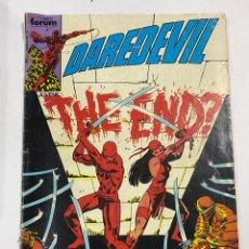 Cómics: DAREDEVIL. Nº 10.- THE END? COMICS FORUM. MARVEL. Lote 264288816