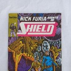 Cómics: CÓMIC NICK FURIA SHIELF , N° : 5. Lote 264351134