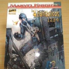 Comics : LOS 4 FANTASTICOS 1234 TOMO MARVEL KNIGHTS MUY BUEN ESTADO FORUM. Lote 264389069