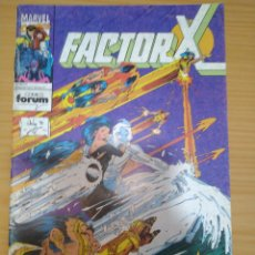Comics : FACTOR X Nº 50 VOLUMEN 1 FORUM BUEN ESTADO. Lote 264467044