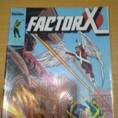 Comics : FACTOR X Nº 3 VOLUMEN 1 FORUM MUY BUEN ESTADO. Lote 264470249