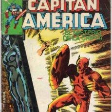 Comics : CAPITAN AMERICA VOL. 1 Nº 7 - FORUM - VER DESCRIPCION - SUB01D. Lote 264486644