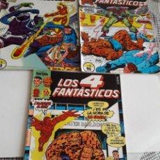 Cómics: LOS 4 FANTASTICOS 30 COMICS AÑO 1983. Lote 264714429