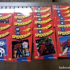 Cómics: LOTE DE 20 COMICS SPIDERMAN VOLUMEN ROJO PLANETA -AGOSTINI. Lote 264773294