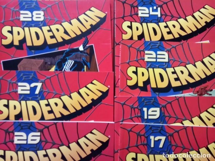 Cómics: LOTE DE 20 COMICS SPIDERMAN VOLUMEN ROJO PLANETA -AGOSTINI - Foto 6 - 264773294