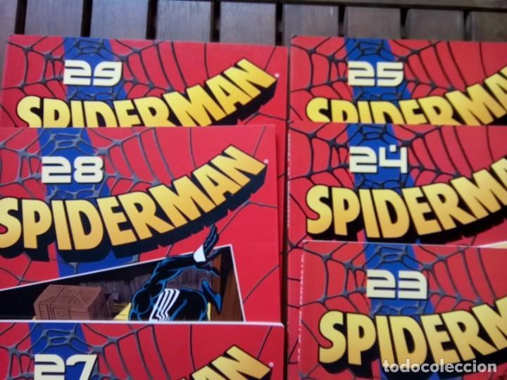 Cómics: LOTE DE 20 COMICS SPIDERMAN VOLUMEN ROJO PLANETA -AGOSTINI - Foto 7 - 264773294