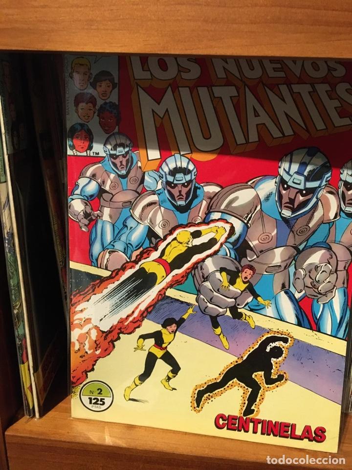 NUEVOS MUTANTES - 64 NÚMEROS DE 65 COMPLETA - MÁS 2 ESPECIALES - FORUM (Tebeos y Comics - Forum - Nuevos Mutantes)