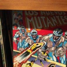 Cómics: NUEVOS MUTANTES - 64 NÚMEROS DE 65 COMPLETA - MÁS 2 ESPECIALES - FORUM. Lote 264782594