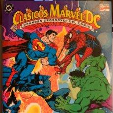 Comics : CLÁSICOS MARVEL DC. Lote 264798984
