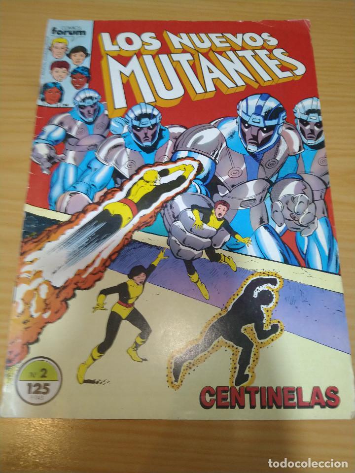 LOS NUEVOS MUTANTES Nº 2 FORUM (Tebeos y Comics - Forum - Nuevos Mutantes)
