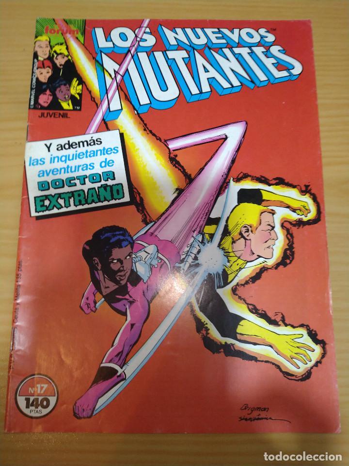 LOS NUEVOS MUTANTES Nº 17 FORUM (Tebeos y Comics - Forum - Nuevos Mutantes)