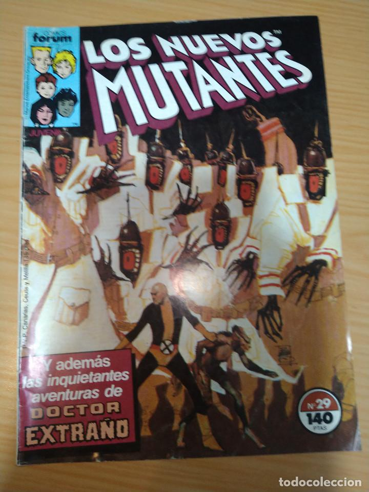 LOS NUEVOS MUTANTES Nº 29 FORUM (Tebeos y Comics - Forum - Nuevos Mutantes)