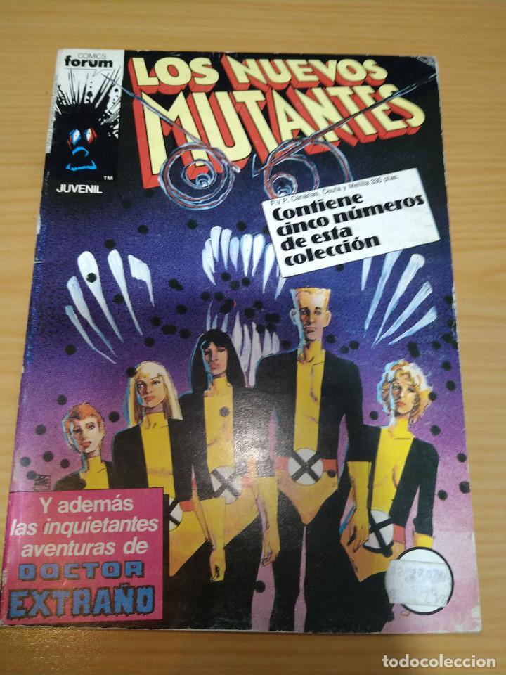 LOS NUEVOS MUTANTES RETAPADO NºS 21 22 23 24 25 FORUM (Tebeos y Comics - Forum - Nuevos Mutantes)