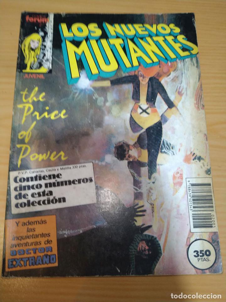 LOS NUEVOS MUTANTES RETAPADO NºS 26 27 28 29 30 FORUM (Tebeos y Comics - Forum - Nuevos Mutantes)