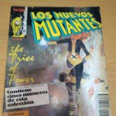 Cómics: LOS NUEVOS MUTANTES RETAPADO NºS 26 27 28 29 30 FORUM. Lote 264969954