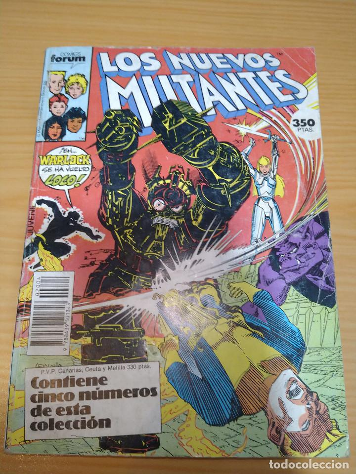 LOS NUEVOS MUTANTES RETAPADO NºS 31 32 33 34 35 FORUM (Tebeos y Comics - Forum - Nuevos Mutantes)