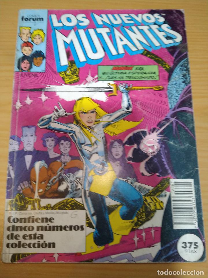 LOS NUEVOS MUTANTES RETAPADO NºS 36 37 38 39 40 FORUM (Tebeos y Comics - Forum - Nuevos Mutantes)